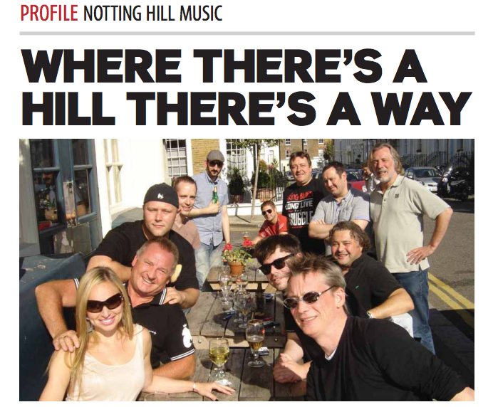 Notting Hill Music 20th Anniversary Music Week feature