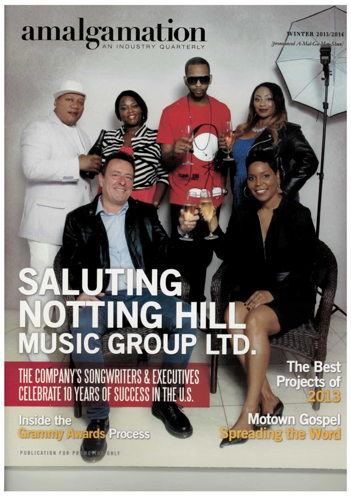 Notting Hill Music Group: It's a Celebration! (Amalgamation Magazine)