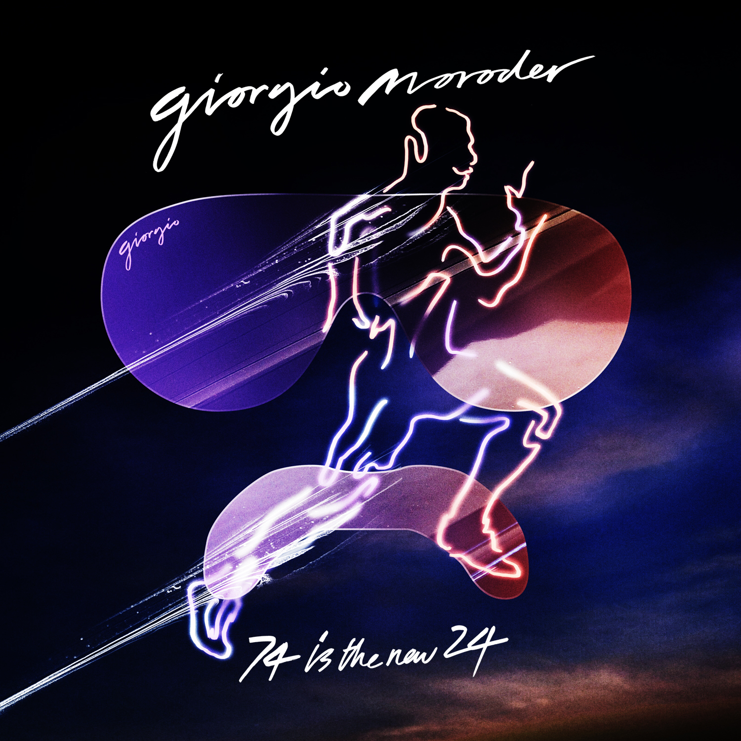 Patrick Patrikios Co-Produces New Giorgio Moroder Album