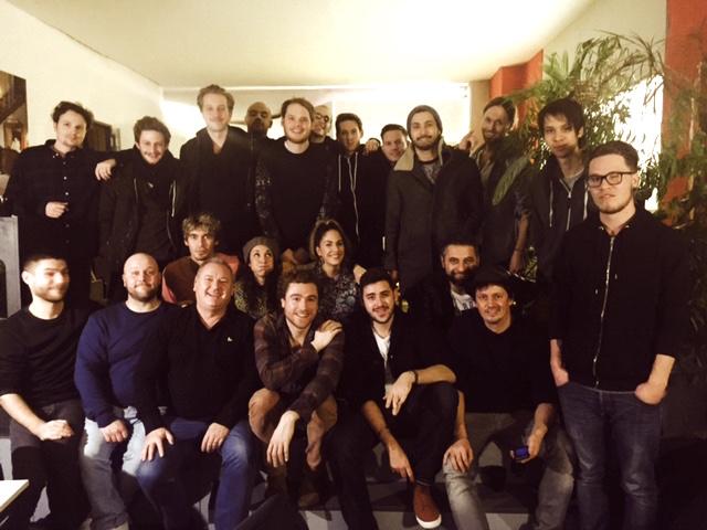 Berlin NHM / Tileyard / Budde / Imagem Writing Camp