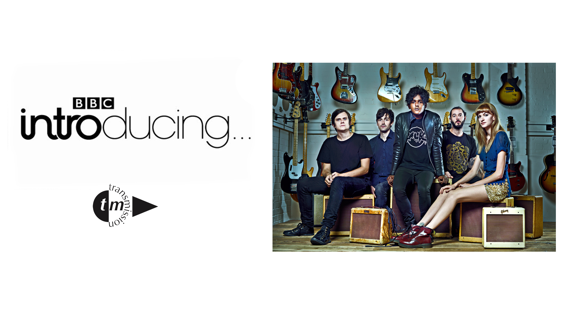Bleach Blood are today's featured artist on BBC Introducing!