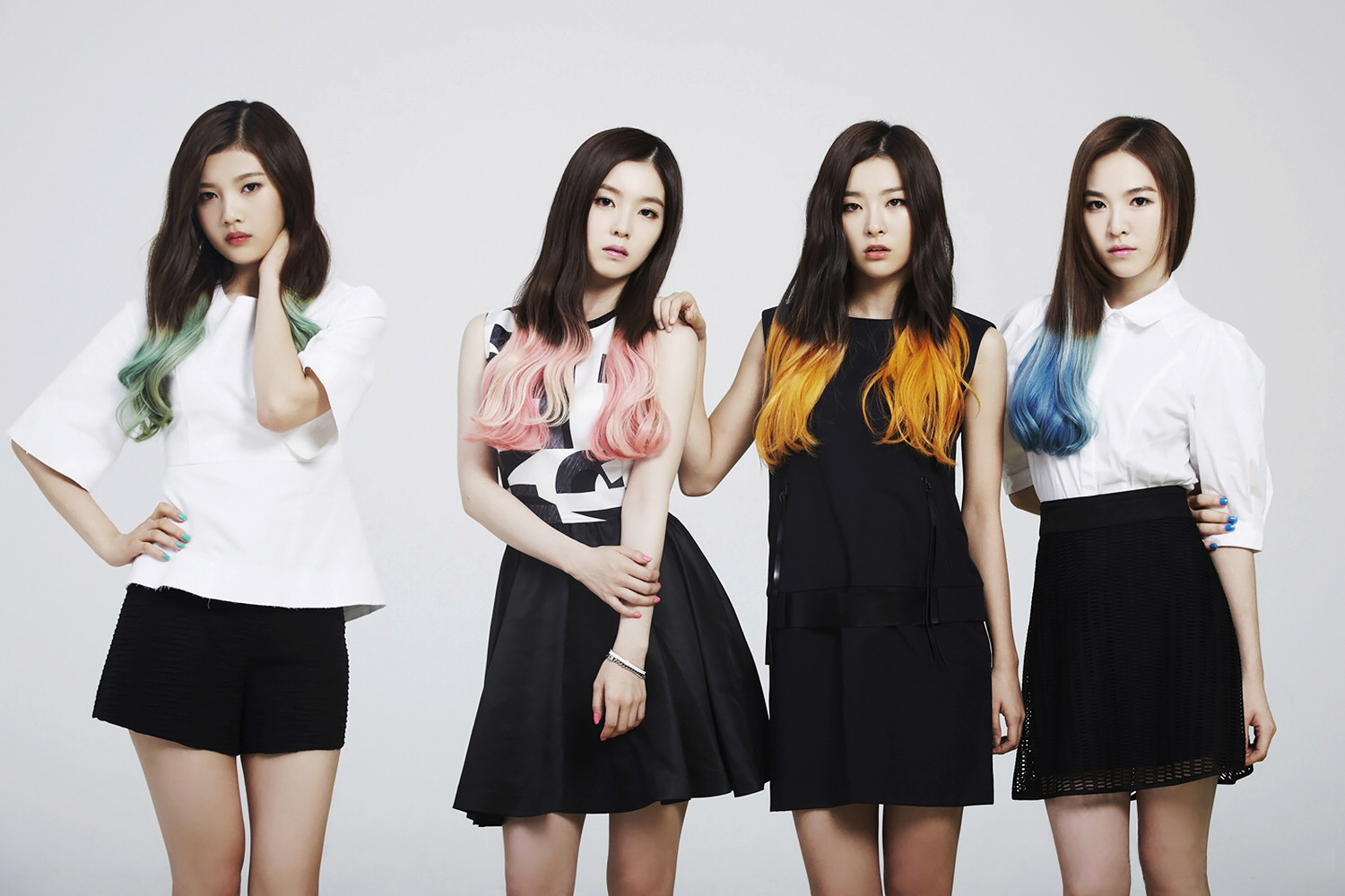 Red Velvet reach #1 in Korea with 'Ice Cream Cake'