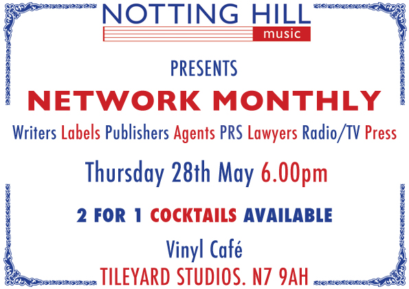 'Network Monthly' to launch at Tileyard Studios!