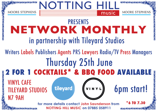 Network Monthly returns next Thursday!