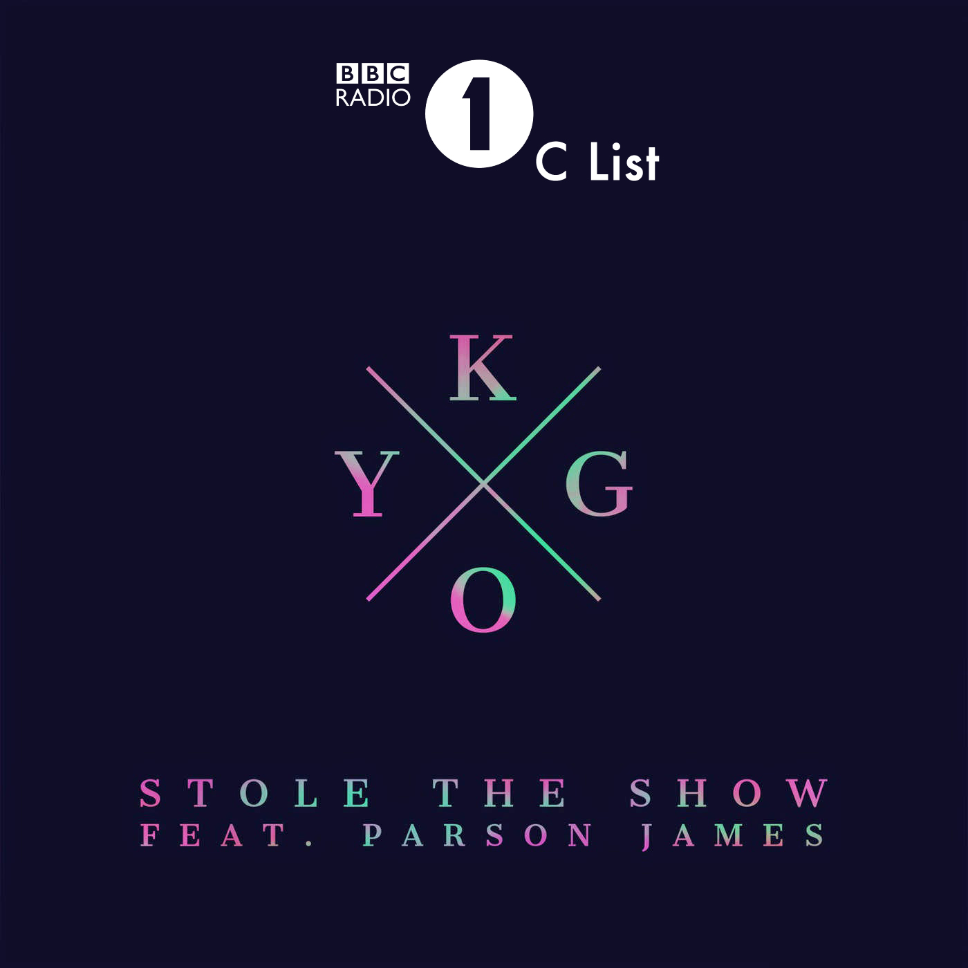 Kygo's 'Stole The Show' added to Radio 1 playlist