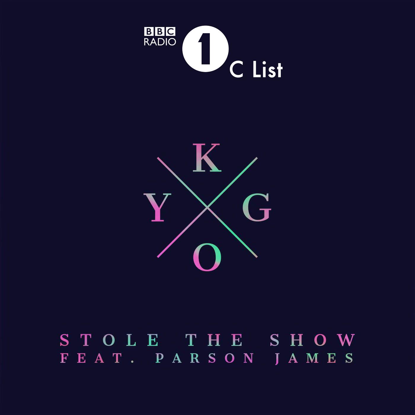 Kygo's 'Stole The Show' added to Radio 1 playlist