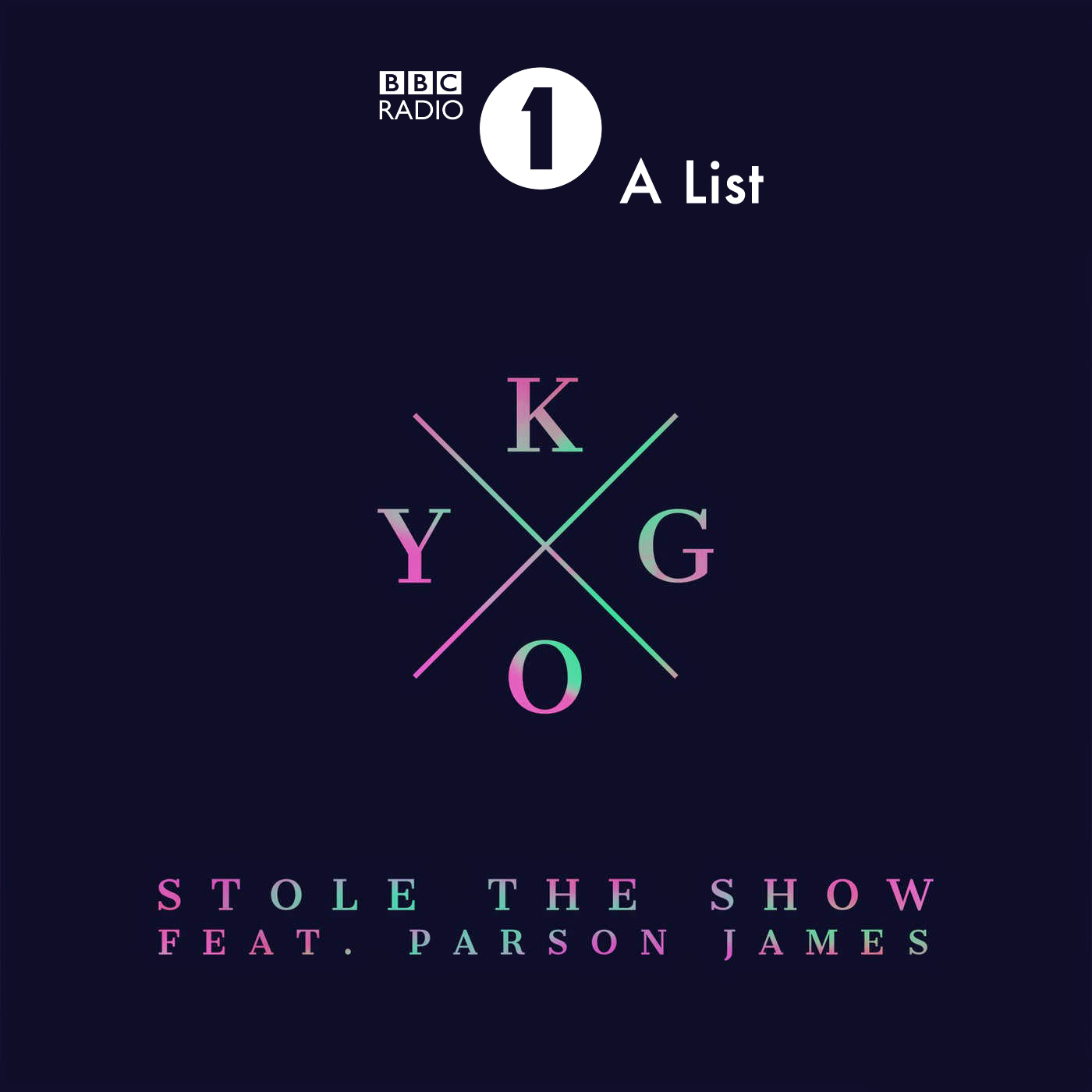 Kygo's 'Stole The Show' reaches Radio 1 A playlist!