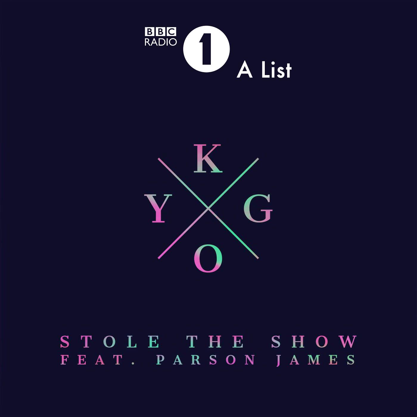 Kygo's 'Stole The Show' reaches Radio 1 A playlist!