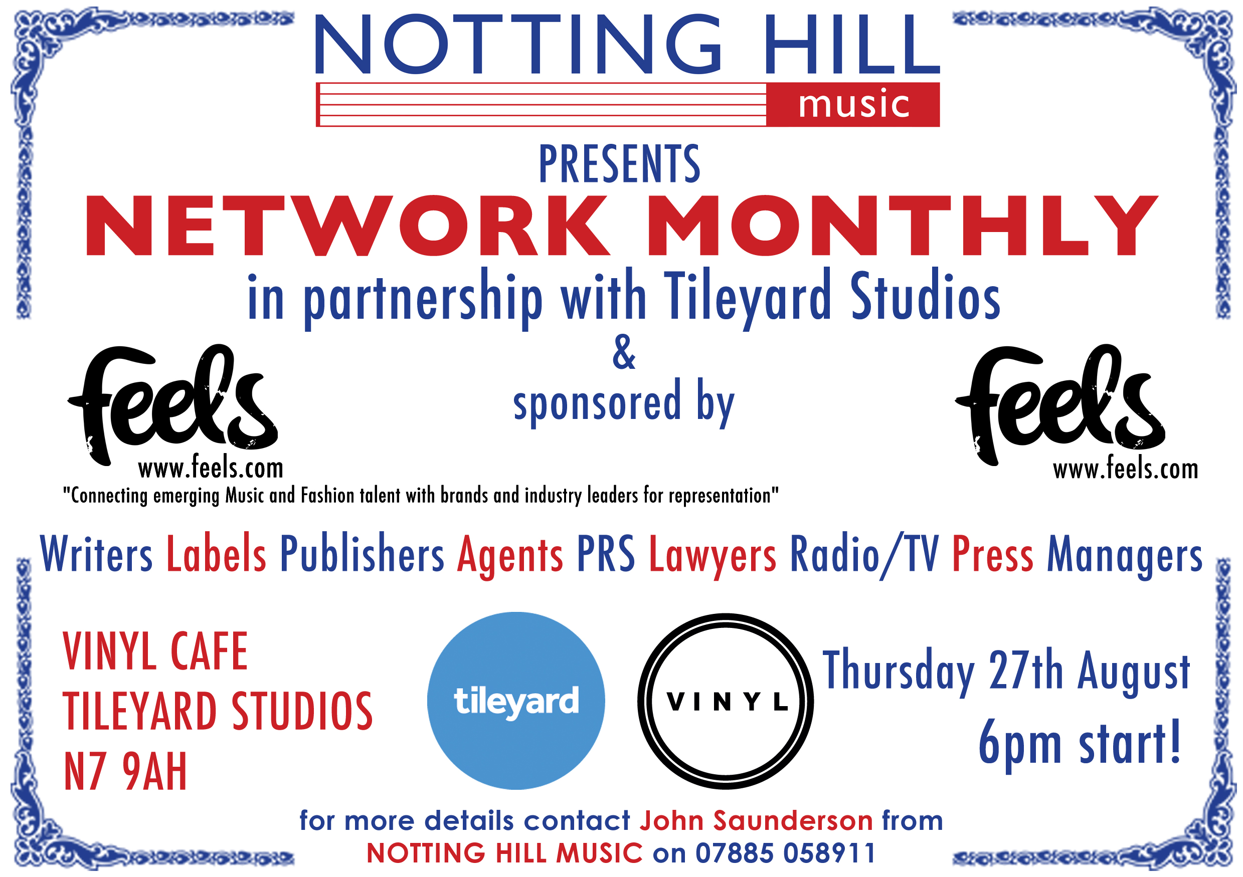 Next Networking Night – 27th August!