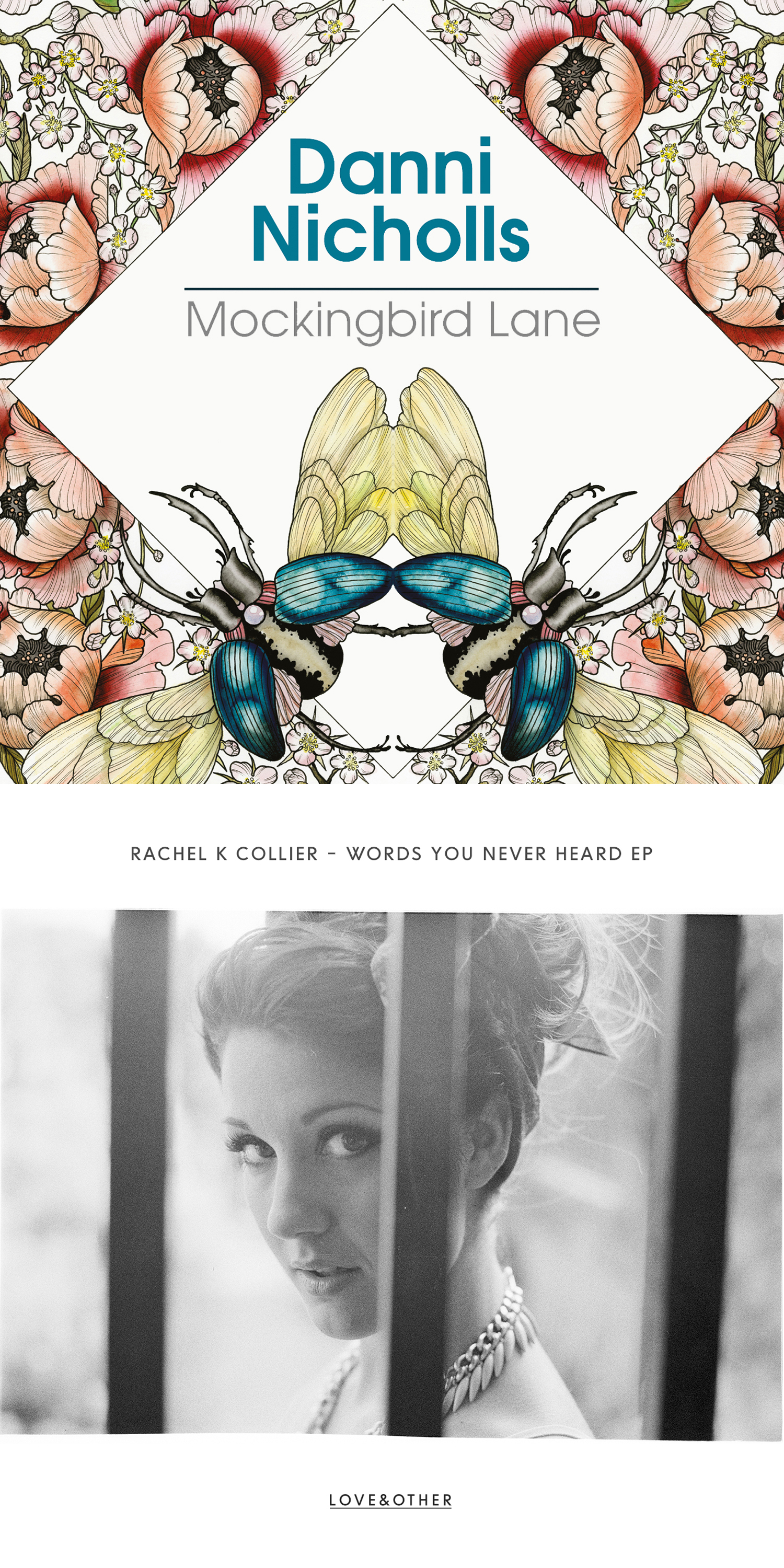 New releases for Danni Nicholls & Rachel K Collier!