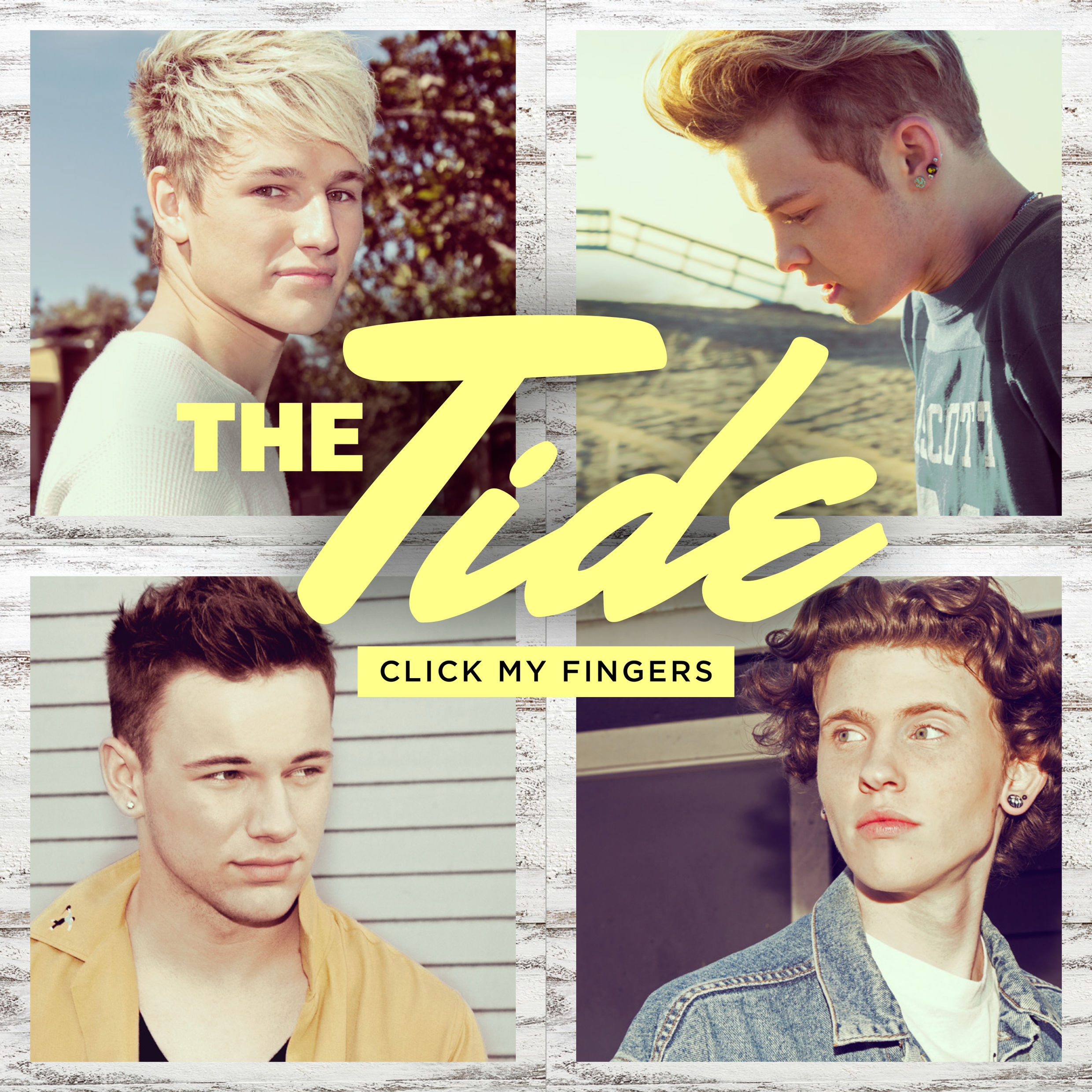 The Tide release 'Click My Fingers'