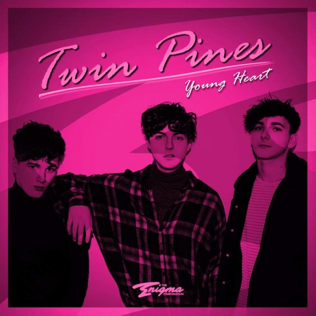 Twin Pines release their debut single 'Young Heart'