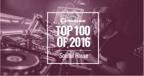 Mike City recognised #8 in Top 100 Soulful House Artists of 2016