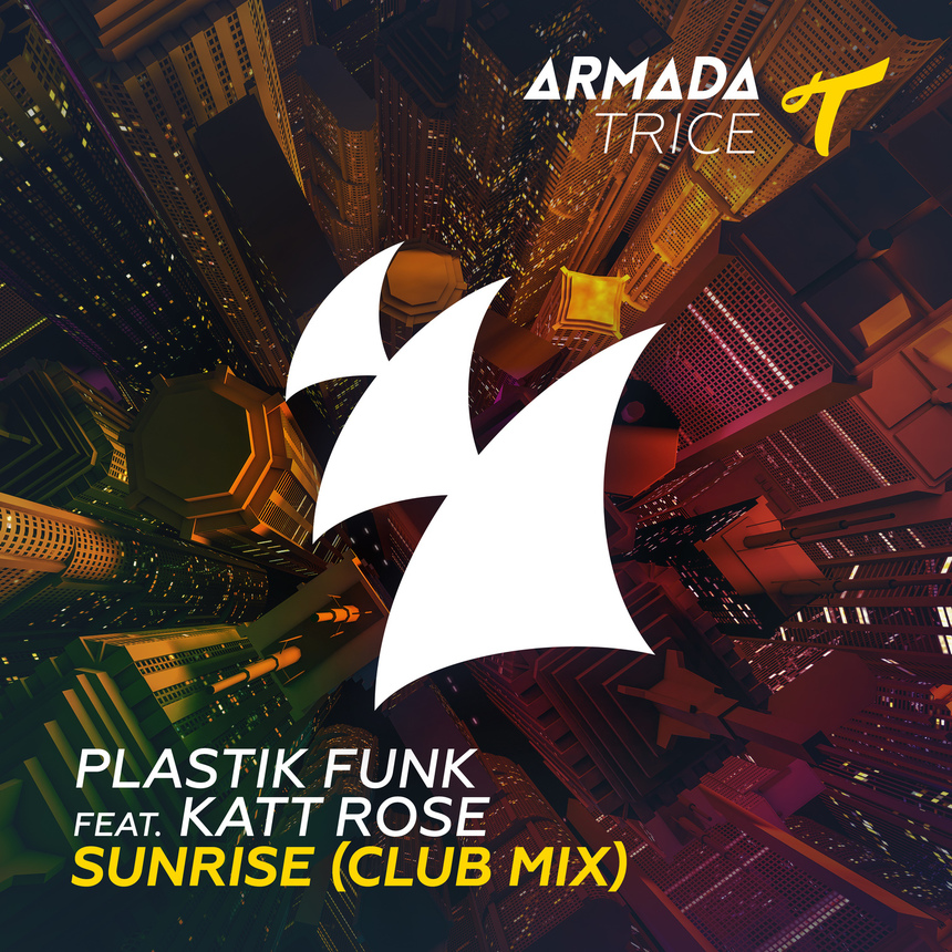 Plastik Funk ft. Katt Rose 'Sunrise' is out today