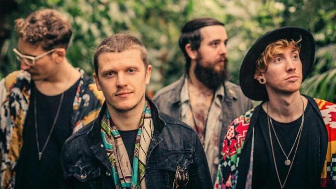 Natives release new single 'Warpaint'