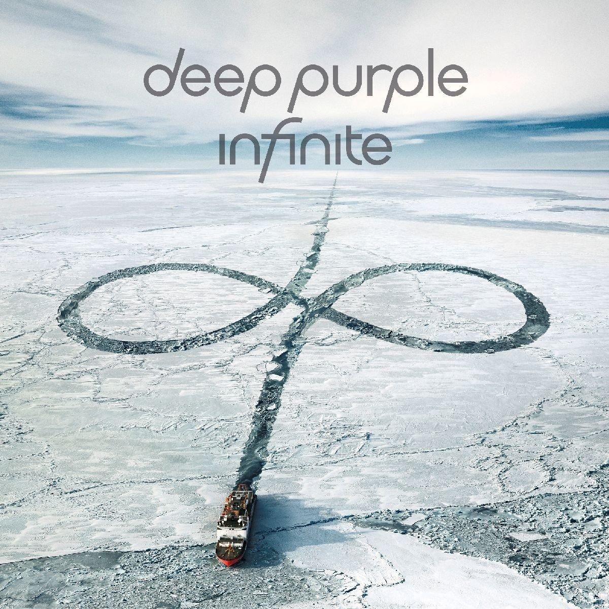Deep Purple's 'inFinite' reaches #1 in the German Album Chart & #6 in the UK