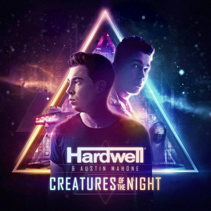 Hardwell ft. Austin Mahone 'Creatures of the Night'