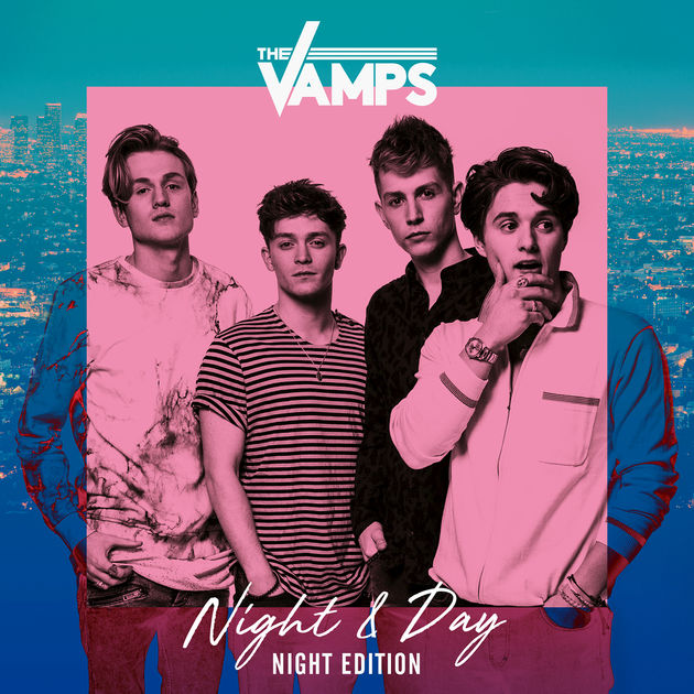 The Vamps top the UK Album Chart with 'Night & Day'