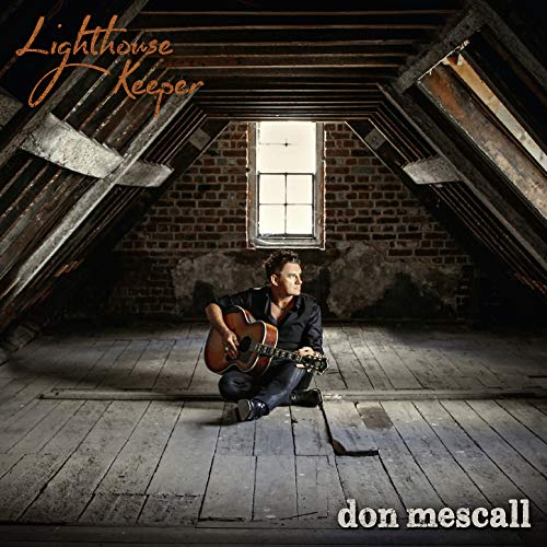 "Congratulations to Don Mescall for his latest album ""Lighthouse Keeper"" reaching #10 in the IMRO Ireland Official Album Chart and #1 in the IMRO Independent Album Chart!"