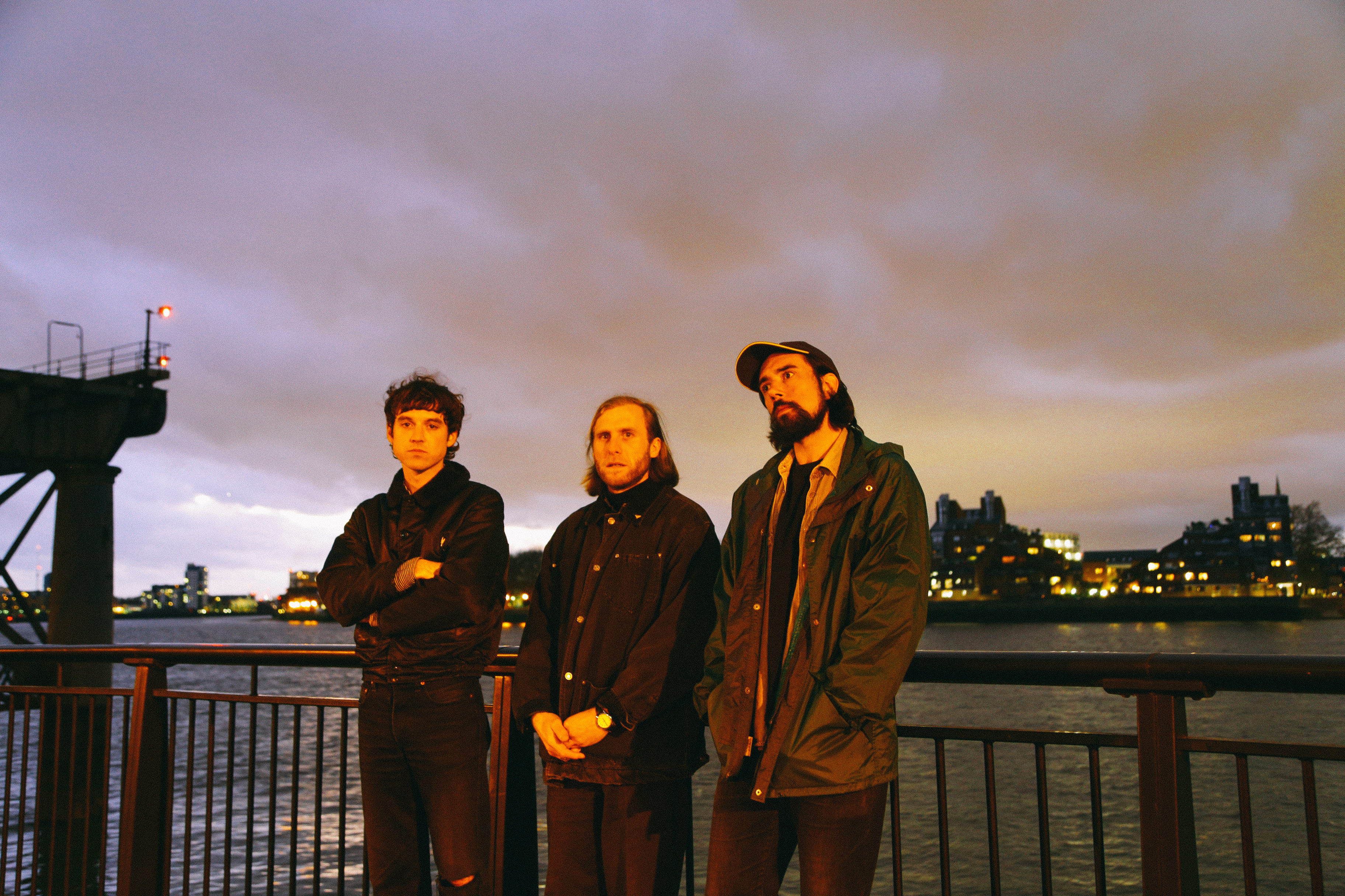 Younghusband announce third LP, 'Swimmers'.