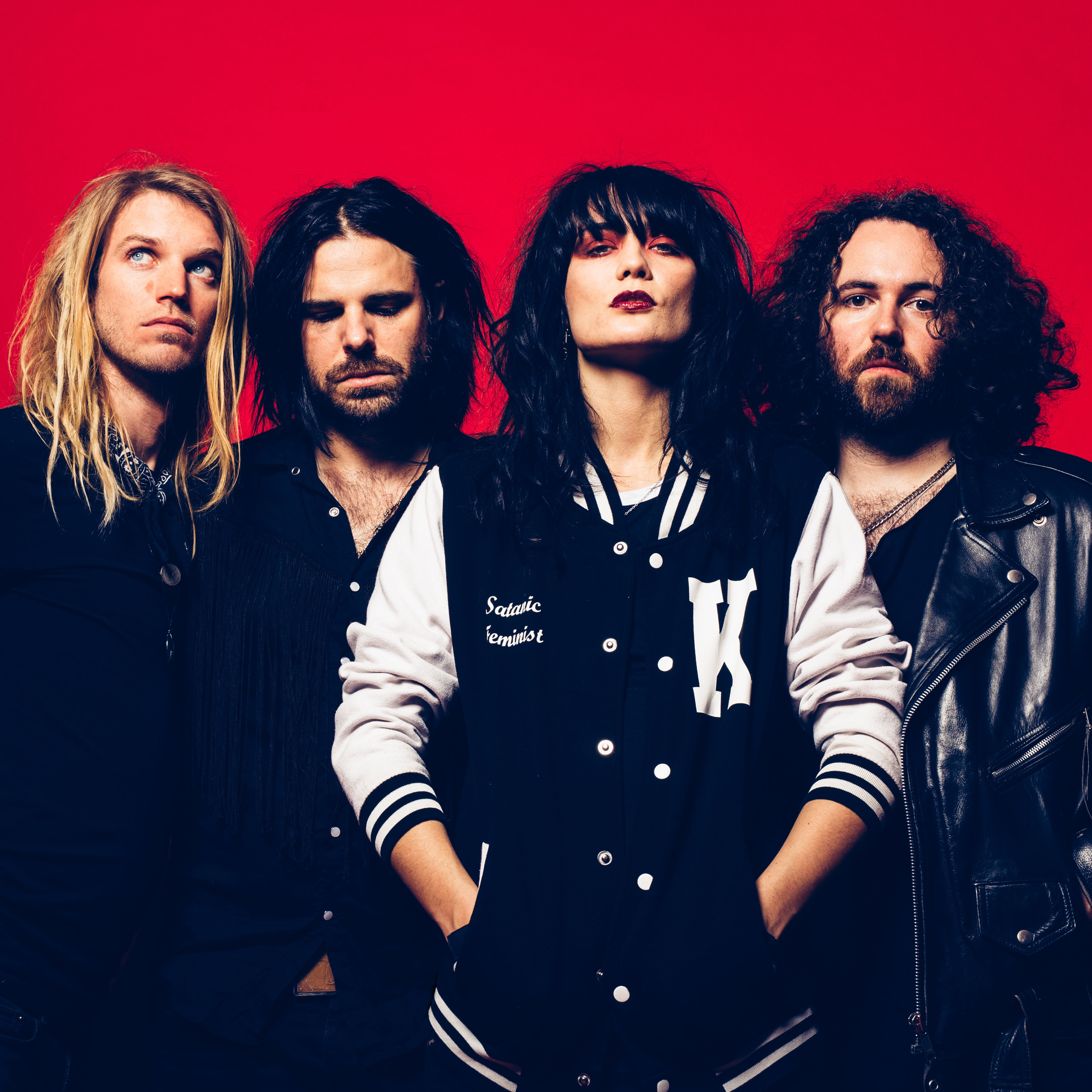 Saint Agnes sign with Notting Hill Music for worldwide publishing agreement