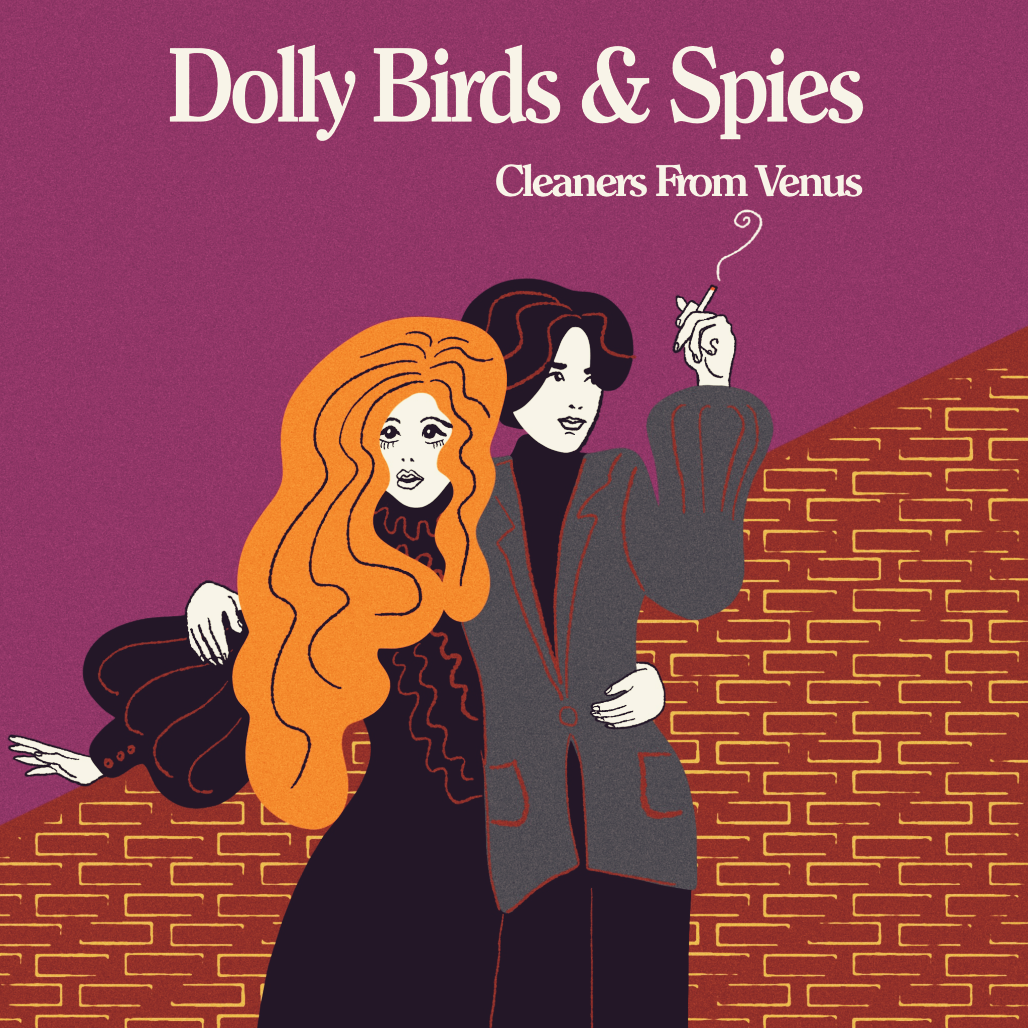 "The Cleaners From Venus Release Outstanding New Album, ""Dolly Birds & Spies""."