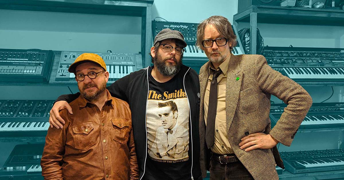 Jarvis Cocker Talks with Stephin Merritt (the Magnetic Fields) on the Talkhouse Podcast