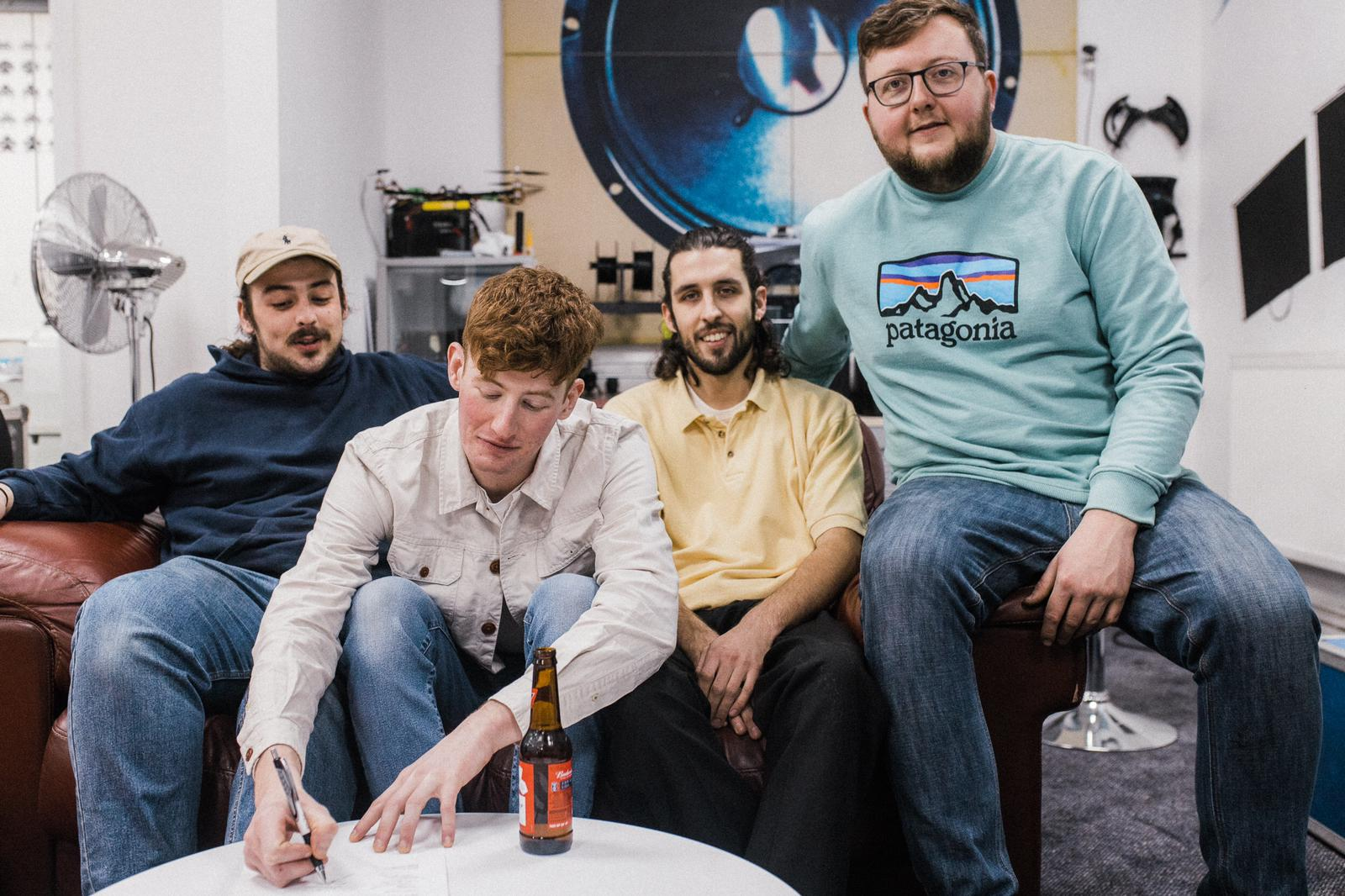 23rd Precinct Music's The Nickajack Men sign with Distiller Records