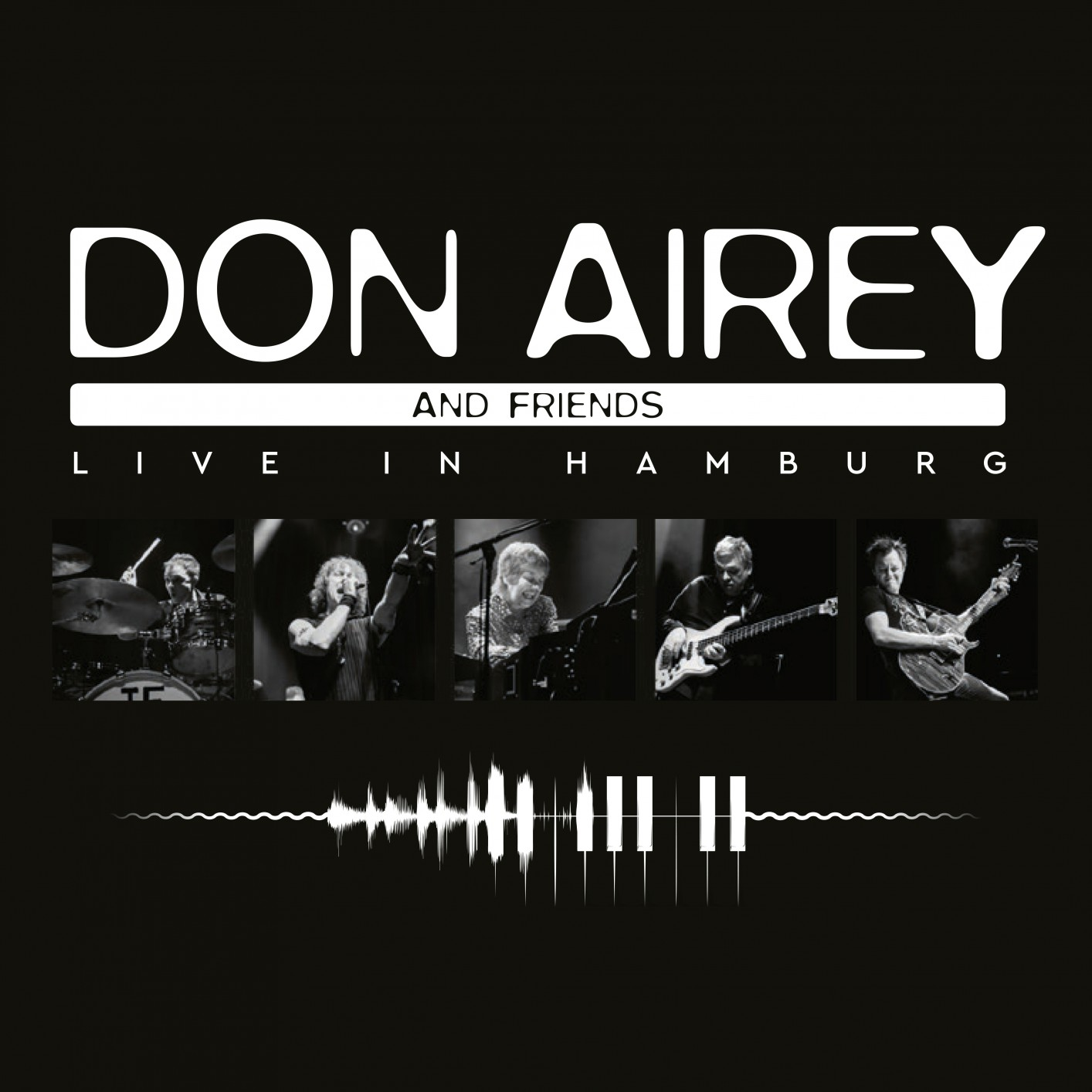 "earMUSIC Release ""Don Airey – Live In Hamburg"""