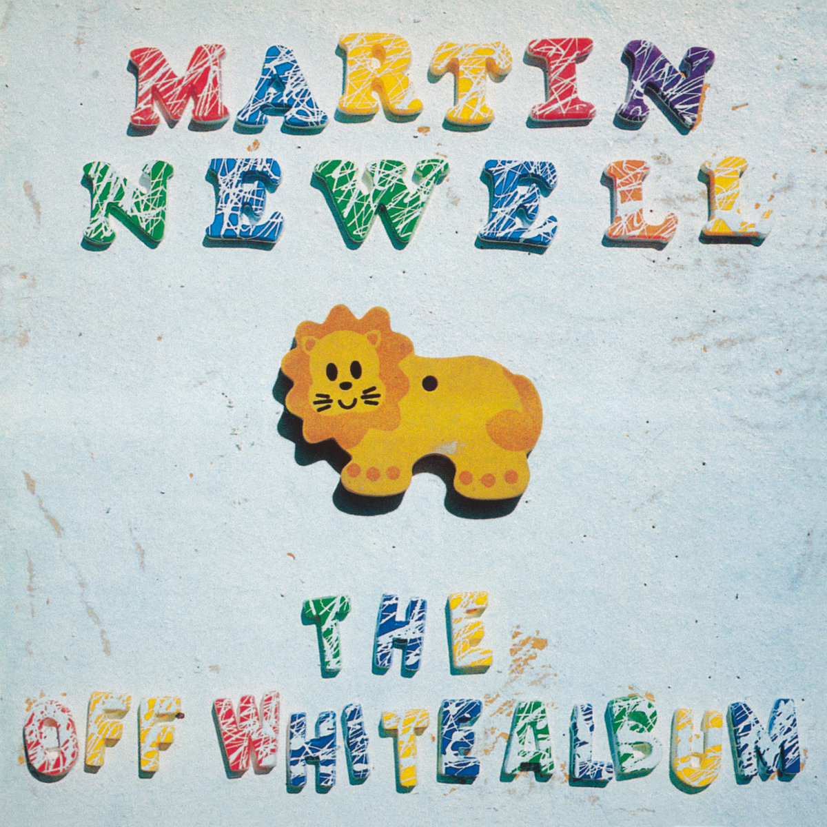 "Captured Tracks To Reissue Martin Newell's ""The Off White Album"""